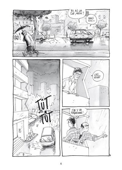 Page 4 Quelques jours avec un menteur
