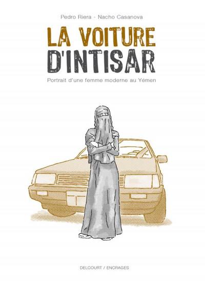 Couverture La voiture d'Intisar (édition 2018)