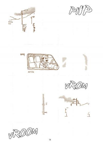 Page 4 La voiture d'Intisar (édition 2018)