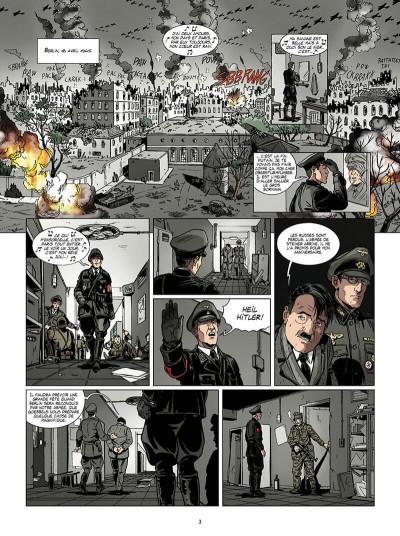 Page 3 Marcas, maître franc-maçon - Le rituel de l'ombre - intégrale
