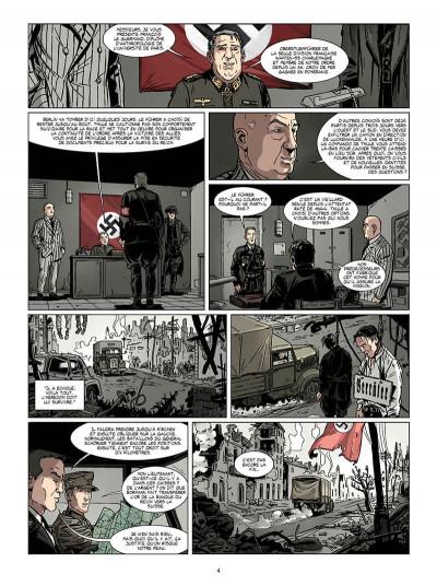 Page 4 Marcas, maître franc-maçon - Le rituel de l'ombre - intégrale