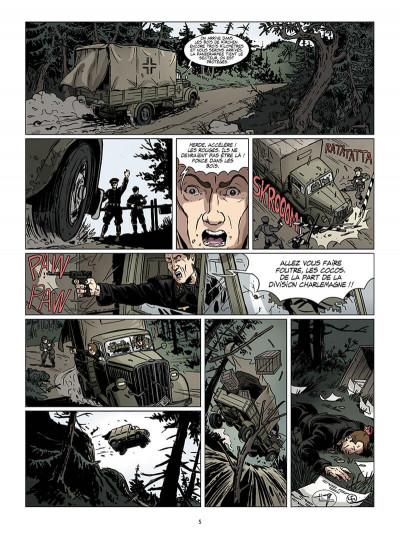 Page 5 Marcas, maître franc-maçon - Le rituel de l'ombre - intégrale