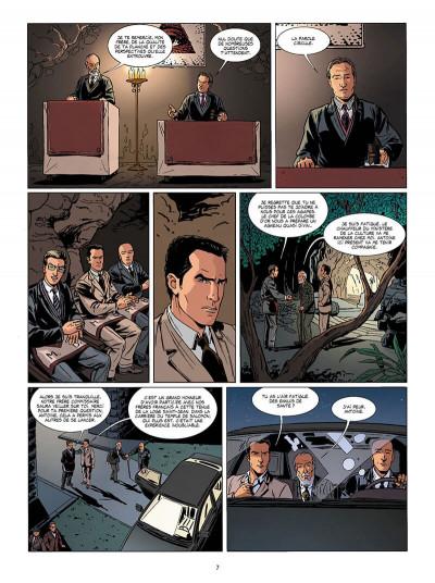 Page 7 Marcas, maître franc-maçon - Le rituel de l'ombre - intégrale
