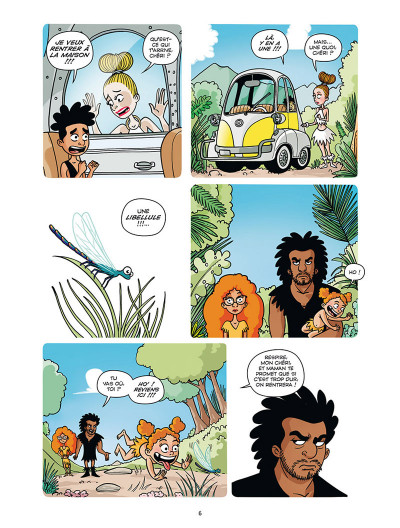 Page 2 Les Raspberry tome 1