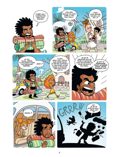 Page 4 Les Raspberry tome 1