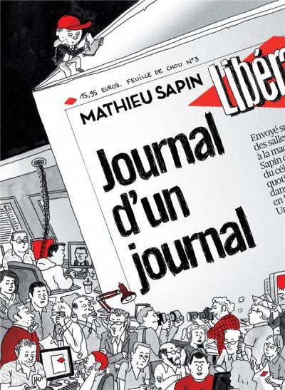 Couverture Journal d'un journal (nouvelle édition)