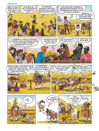 Page 4 À cheval ! tome 5