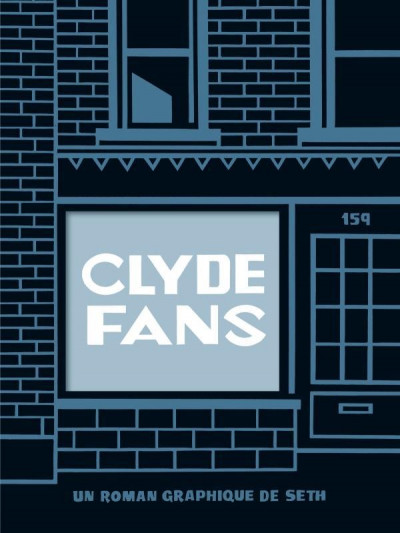 Couverture Clyde fans