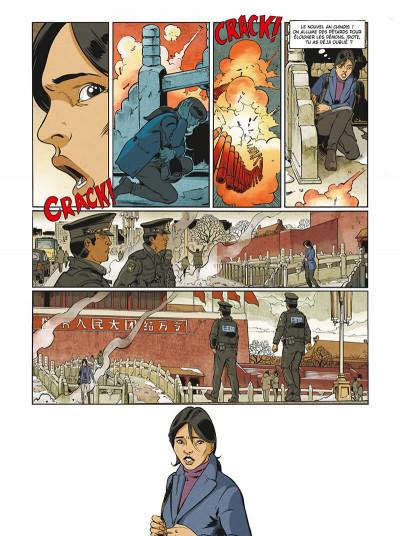Page 4 L'homme de l'année tome 16 - 1989