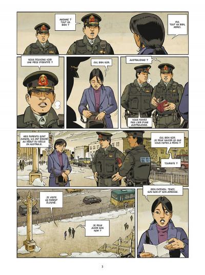 Page 5 L'homme de l'année tome 16 - 1989