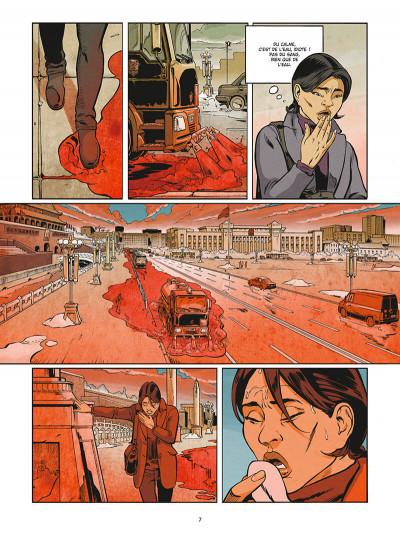 Page 7 L'homme de l'année tome 16 - 1989
