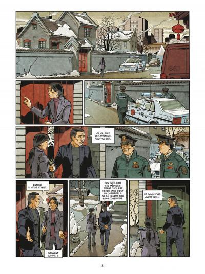 Page 8 L'homme de l'année tome 16 - 1989