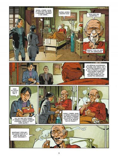 Page 9 L'homme de l'année tome 16 - 1989