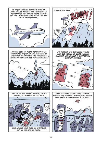 Page 1 L'odyssée d'Hakim tome 1