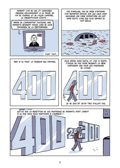 Page 2 L'odyssée d'Hakim tome 1