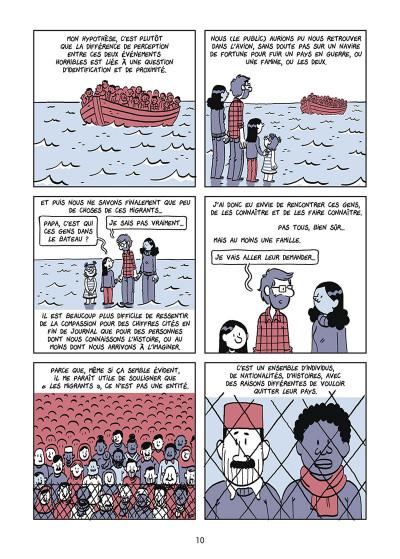 Page 3 L'odyssée d'Hakim tome 1