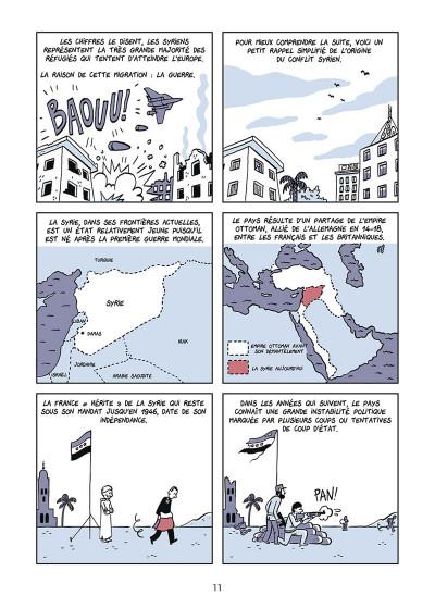 Page 4 L'odyssée d'Hakim tome 1