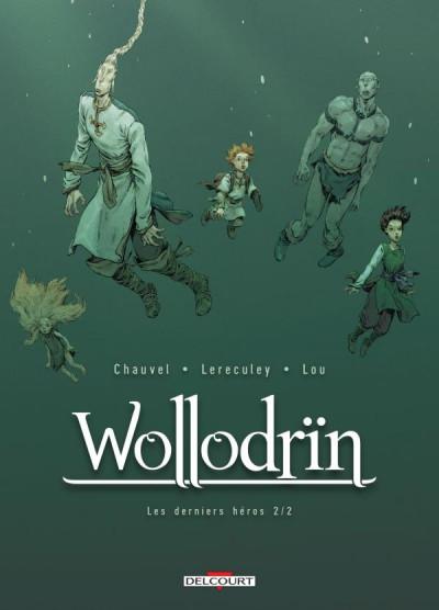 Couverture Wollodrïn tome 10 + ex-libris offert