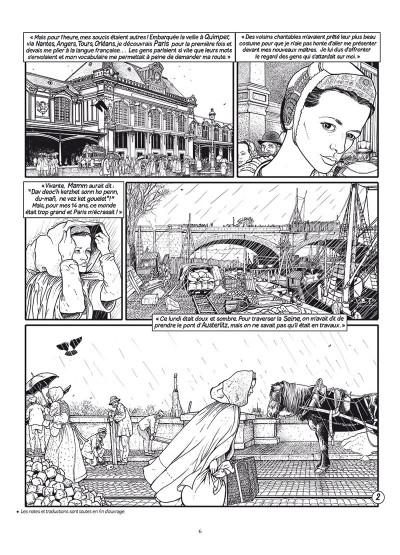 Page 2 Les passagers du vent - édition de luxe n&b tome 8