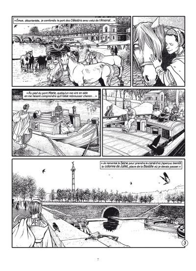 Page 3 Les passagers du vent - édition de luxe n&b tome 8