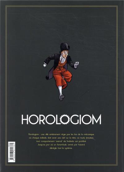 Dos Horologiom - intégrale tome 1