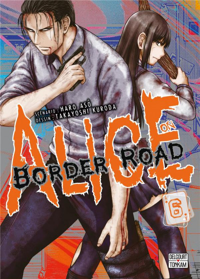 Couverture Alice on border road tome 6