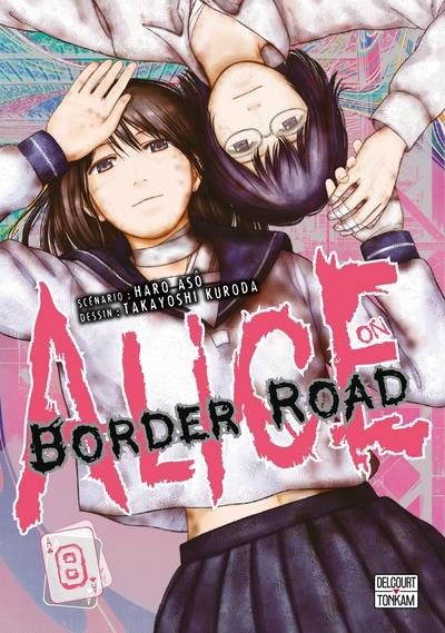 Couverture Alice on border road tome 8