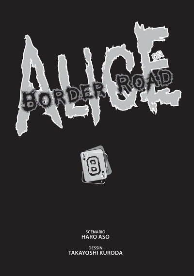 Page 5 Alice on border road tome 8