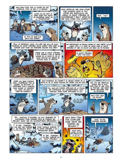 Page 2 Les as de la jungle tome 2