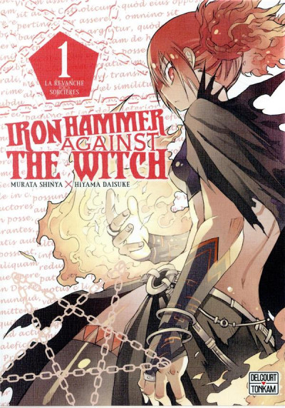 Couverture Iron hammer against the witch tome 1