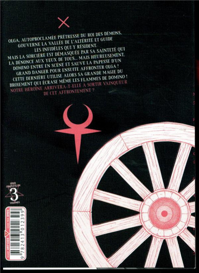 Dos Iron Hammer against the witch tome 2