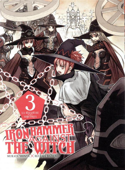 Couverture Iron hammer against the witch tome 3