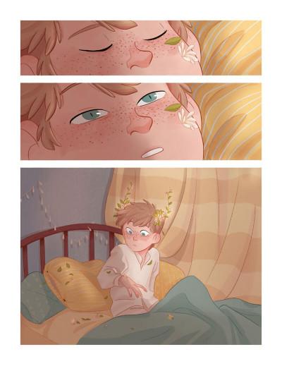 Page 4 Les fleurs de grand frère