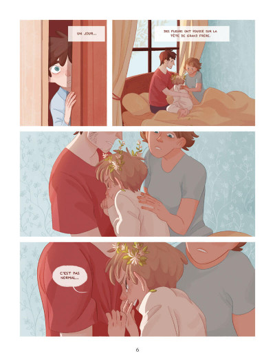 Page 7 Les fleurs de grand frère