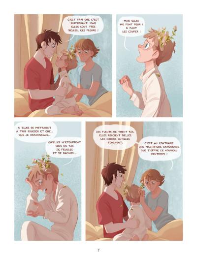 Page 8 Les fleurs de grand frère