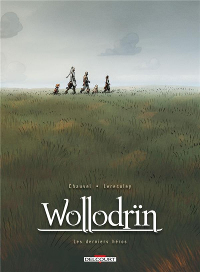 Couverture Wollodrin - étui tomes 9 et 10