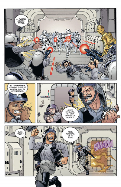 Page 3 Star Wars - Icones tome 7 - Tag & Binks