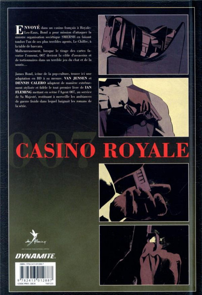 Dos James Bond - Casino royale