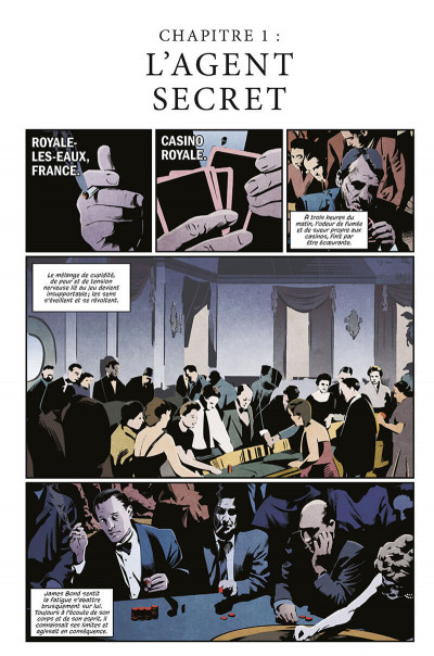 Page 5 James Bond - Casino royale