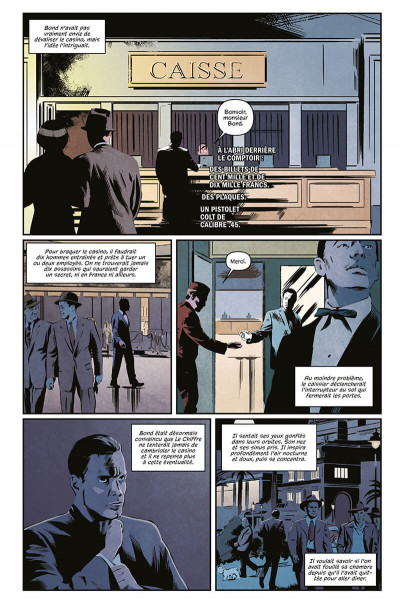 Page 7 James Bond - Casino royale