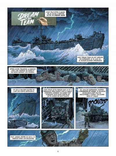 Page 6 Dream team