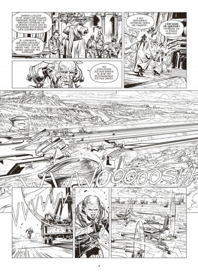 Page 2 La horde du contrevent tome 2 (édition noir & blanc)
