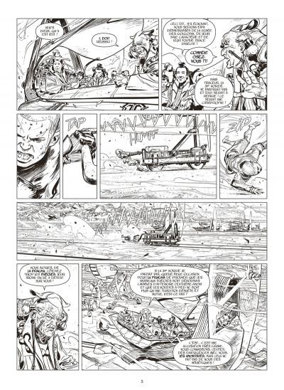 Page 3 La horde du contrevent tome 2 (édition noir & blanc)