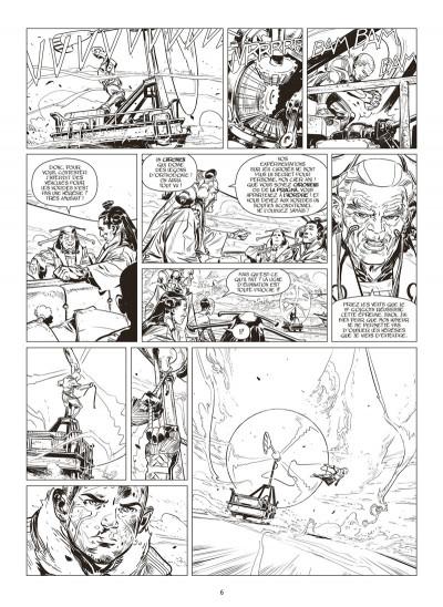 Page 4 La horde du contrevent tome 2 (édition noir & blanc)
