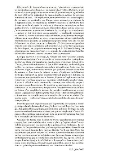 Page 4 La force de l'ordre