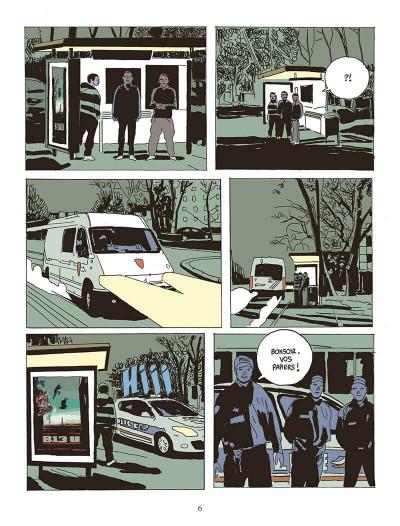 Page 6 La force de l'ordre