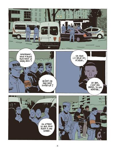 Page 8 La force de l'ordre