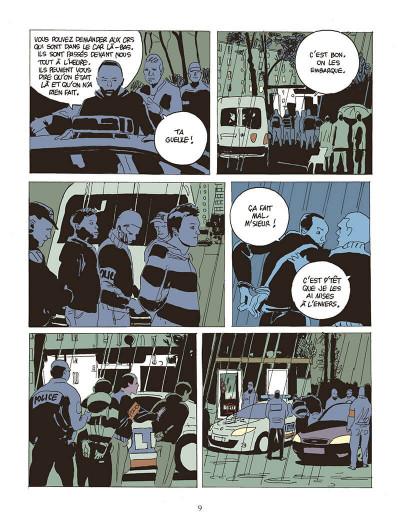 Page 9 La force de l'ordre