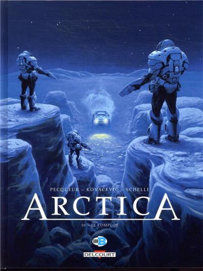 Couverture Arctica tome 10