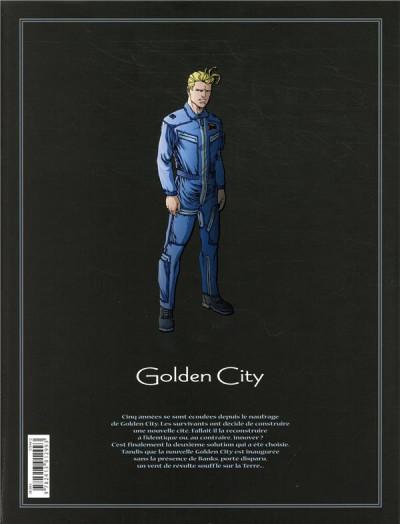 Dos Golden City - intégrale tome 4 - Tomes 10 à 12